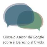 Conclusiones del comité asesor de Google para el derecho al olvido