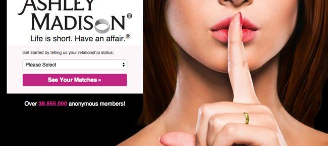 Hackeada la web de Ashley Madison